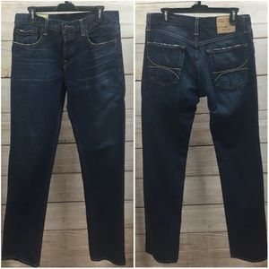 Men's HCO Slim Straight Button Fly Jeans 32x34